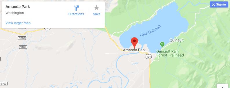 Maps of Amanda Park