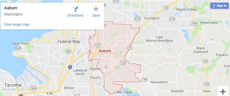 Maps of Auburn