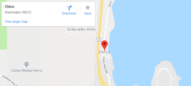 Maps of Chico, Mapquest, google, yahoo, driving directions