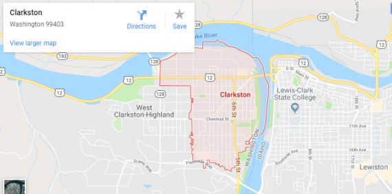 Maps of Clarkston, Mapquest, google, yahoo, driving directions