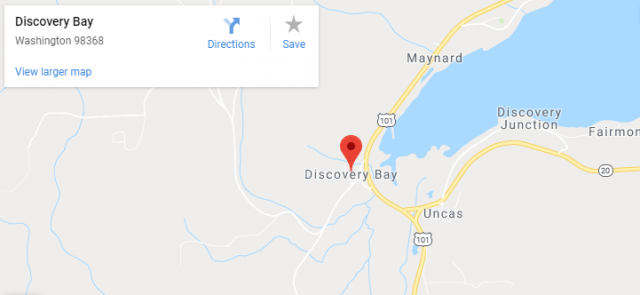 Maps of Discovery Bay, mapquest, google, yahoo, driving directions