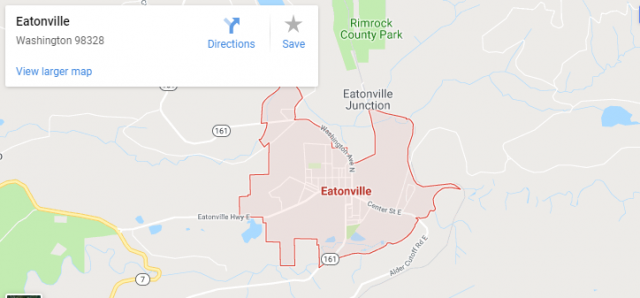 Maps of Eatonville, mapquest, google, yahoo, driving directions