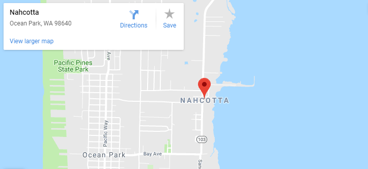 Maps of Nahcotta, mapquest, google, yahoo, bing, driving directions