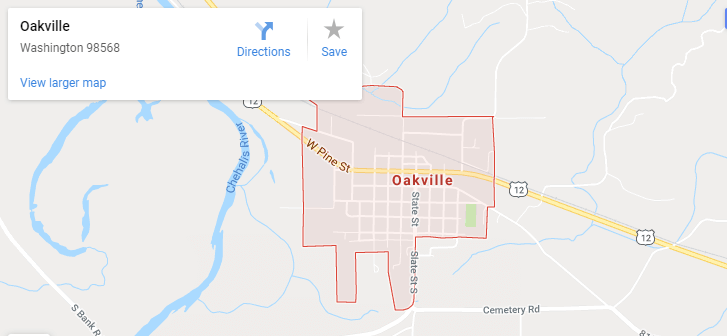 Maps of Oakville, mapquest, google, yahoo, bing, driving directions