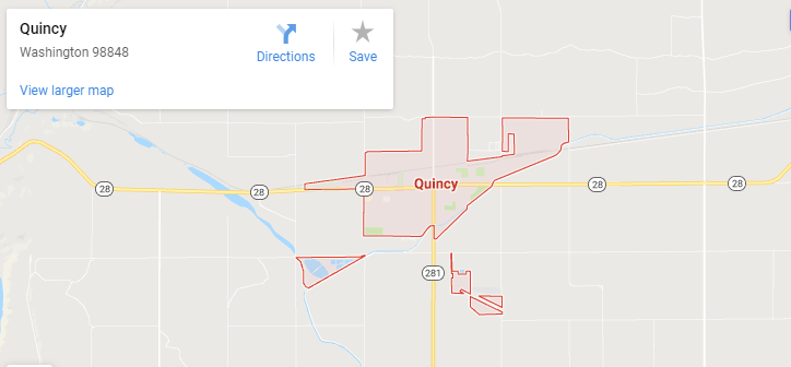 Maps of Quincy, mapquest, google, yahoo, bing, driving directions