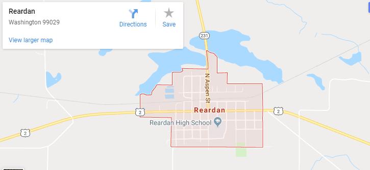 Maps of Reardon, mapquest, google, yahoo, bing, driving directions